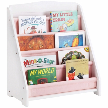Guidecraft Expressions Book Display in White
