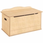 Guidecraft Expressions Toy Box in Natural