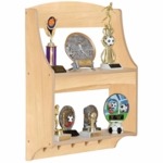 Guidecraft Expressions Trophy Rack in Natural