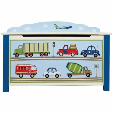 Guidecraft Moving All Around Toy Box