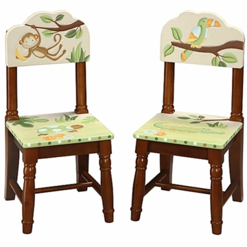 Guidecraft Papagayo Extra Chairs - Set of 2