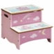 Guidecraft Princess Storage Step-Up