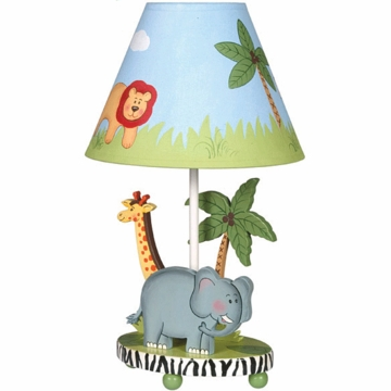 Guidecraft Safari Table Lamp