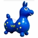 Gymnic Rody Inflatable Hopping Horse - Blue