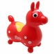 Gymnic Rody Inflatable Hopping Horse - Red