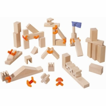 HABA Discover the Building Blocks Technics - Basic Pack Statics