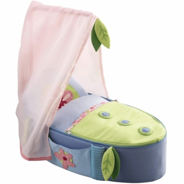 HABA Doll Carrycot