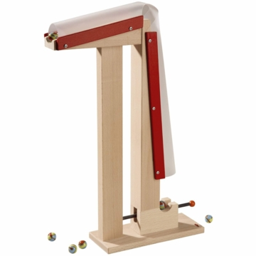 HABA Launch Tower - Marble Track Accessory