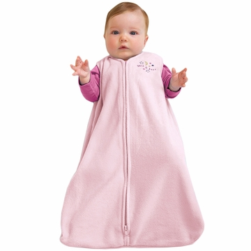Halo SleepSack Micro Fleece Wearable Blanket in Pink - X-Large
