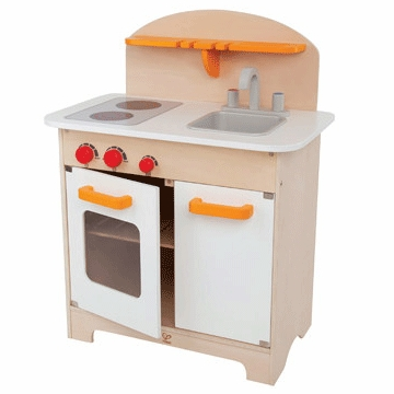 Hape Gourmet Chef Kitchen in White