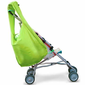 Hatch Things SureShop Clip-On Shopping Bag - Lime Green