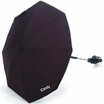 iCandy Peach Parasol - Black Jack