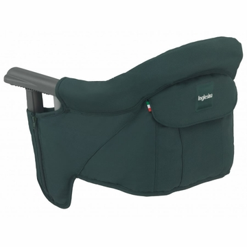 Inglesina 2014 Fast Table Chair - Dark Green