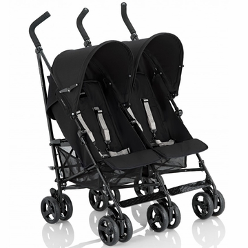 Inglesina 2014 Twin Swift Stroller - Black (Albee Baby Exclusive)