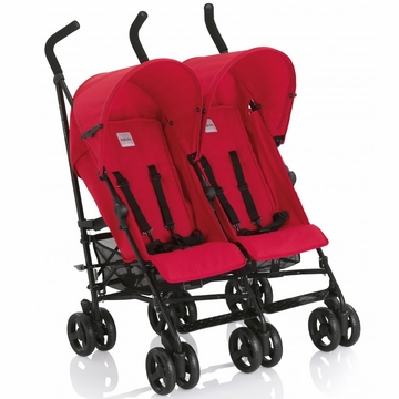 Inglesina 2014 Twin Swift Stroller - Chili (Albee Baby Exclusive)