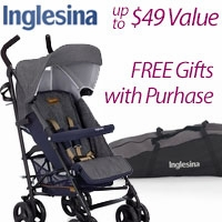 Inglesina Up To $49 in Gifts with Purchase