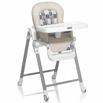 Inglesina Gusto High Chair - Ecru