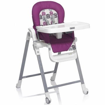 Inglesina Gusto High Chair - Lampone