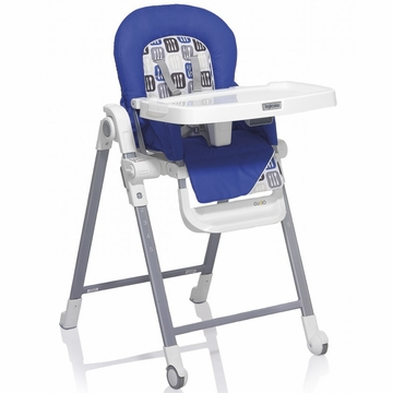 Inglesina Gusto High Chair - Turchese