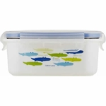 Innobaby Keepin' Fresh Stainless 15 oz Bento - Alligator/Blue