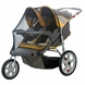InSTEP Bug Screen Double Swivel Wheel Mesh