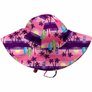 iPlay Classic Brim Sun Pro Hat   Hot Pink Sunset   Toddler (2 4 Years)