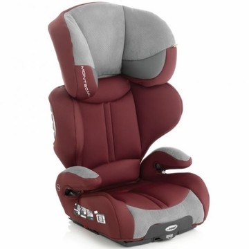 Jane Montecarlo R1 Booster Car Seat - Flame