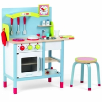 Kid Kitchens and Food Play