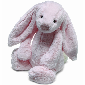 Jellycat Bashful Bunny, Pink - Large