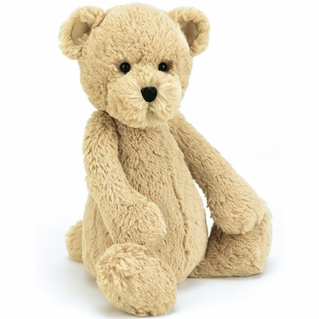Jellycat Bashful Honey Bear, Large