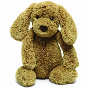 Jellycat Bashful Puppy, Toffee - Medium