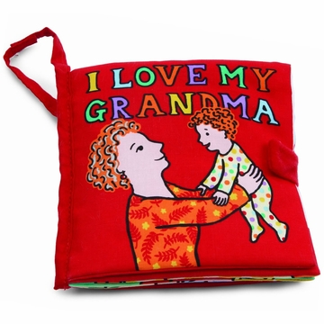 Jellycat I Love My Grandma Book