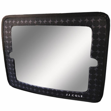 JJ Cole 2-in-1 Mirror - Gray Drop