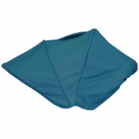 JJ Cole Broadway Color Swap Canopy - Nordic Blue