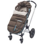 JJ Cole Bundleme Arctic Toddler - Cocoa