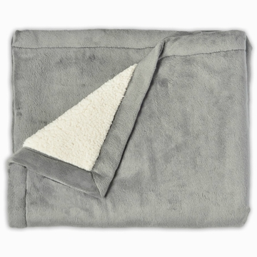JJ Cole Bundleme Blanket - Graphite