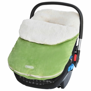 JJ Cole Bundleme Original Infant w/ Thermaplush - Kiwi