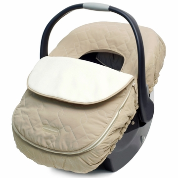 JJ Cole Car Seat Cover - Khaki