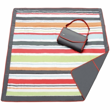 JJ Cole Outdoor Blanket - Gray/Red