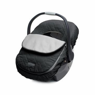 JJ Cole Infant Car Seat Cover - Black