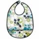 JJ Cole Large Bib - Blue Vine