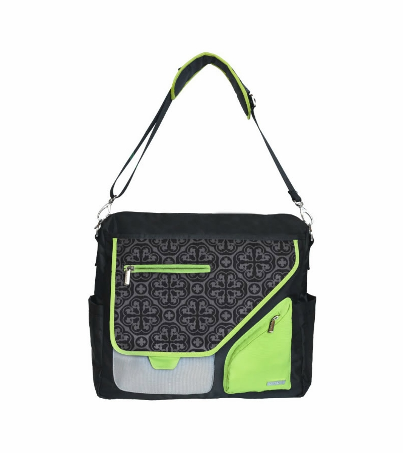 jj cole metra diaper bag midnight clover. Black Bedroom Furniture Sets. Home Design Ideas