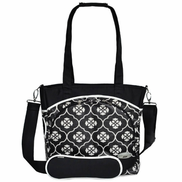 JJ Cole Mode Bag - Black Floret