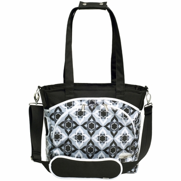 JJ Cole Mode Bag - Black Magnolia