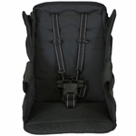 Joovy Caboose Too Rear Seat in Black