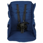 Joovy Caboose Too Rear Seat in Blueberry