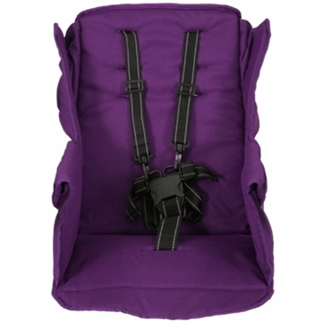 Joovy Caboose Too Rear Seat in Purpleness