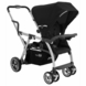 Joovy Caboose VaryLight Stand-On Tandem Stroller in Black