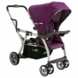 Joovy Caboose VaryLight Stand-On Tandem Stroller in Purpleness