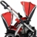 Joovy TooQool Double Stroller in Black